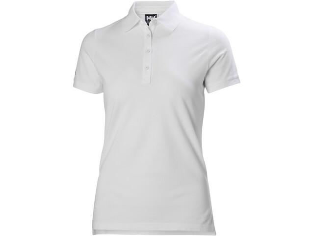Helly Hansen CrePique 2 Polo Dames, white